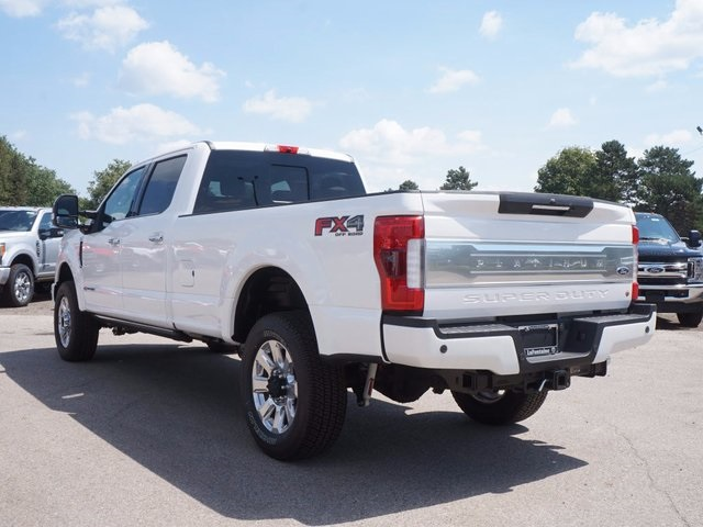 2017 F-350 Crew Cab 4x4 Pickup #17F590 - photo 2