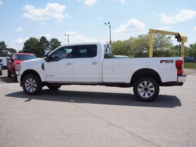 2017 F-350 Crew Cab 4x4 Pickup #17F590 - photo 12