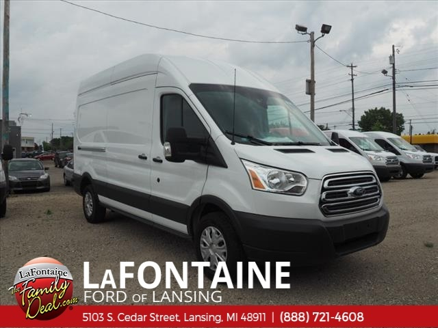 2017 Transit 350 High Roof 4x2,  Empty Cargo Van #17F592 - photo 4