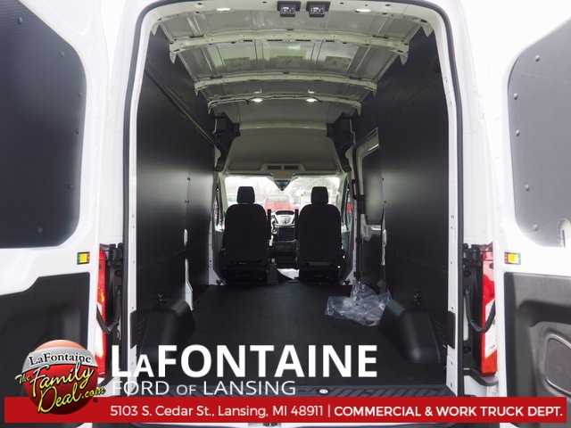 2017 Transit 350 High Roof Cargo Van #17F595 - photo 2