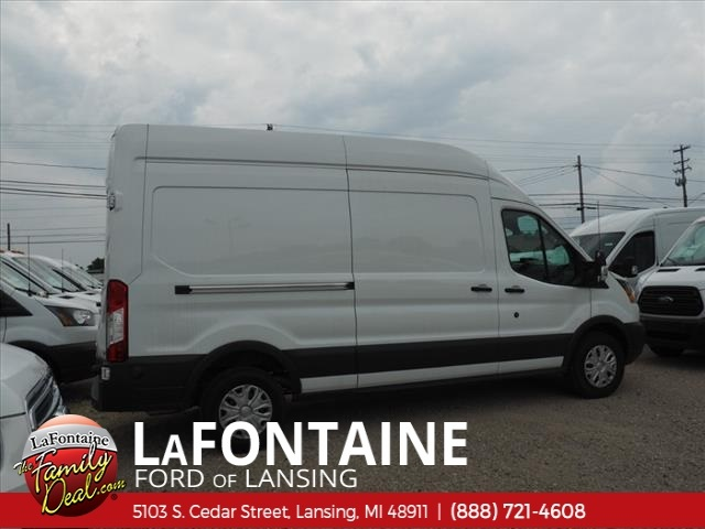 2017 Transit 350 High Roof 4x2,  Empty Cargo Van #17F595 - photo 4