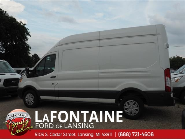 2017 Transit 350 High Roof 4x2,  Empty Cargo Van #17F595 - photo 7