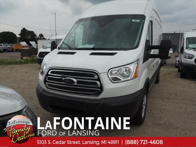 2017 Transit 350 High Roof 4x2,  Empty Cargo Van #17F595 - photo 9