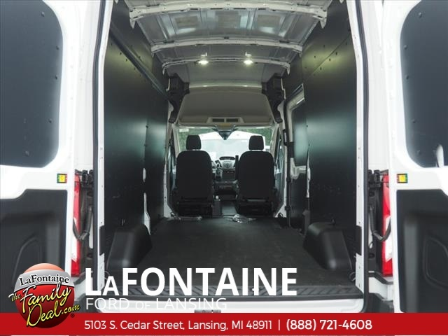 2017 Transit 350 High Roof 4x2,  Empty Cargo Van #17F595 - photo 2