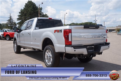 2017 F-350 Crew Cab 4x4 Pickup #17F631 - photo 2