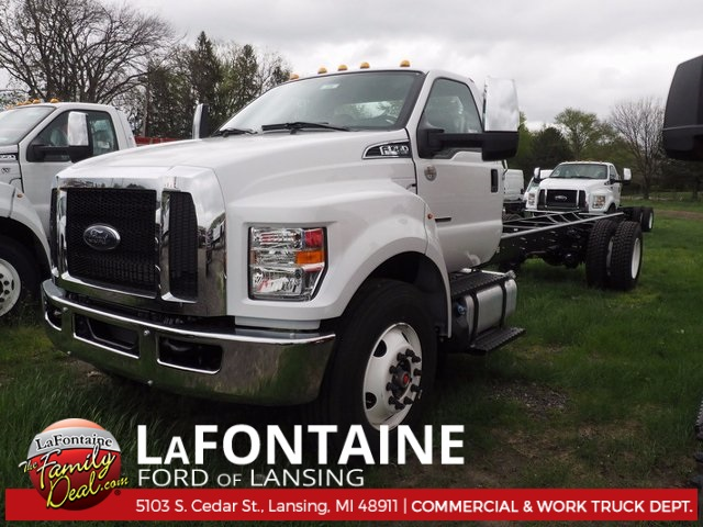 2017 F-750 Regular Cab Cab Chassis #17F656 - photo 1