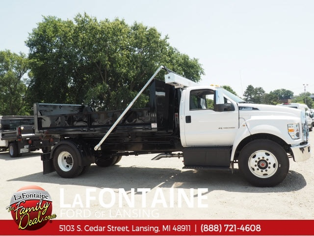 2017 F-750 Regular Cab,  Dump Body #17F672 - photo 4