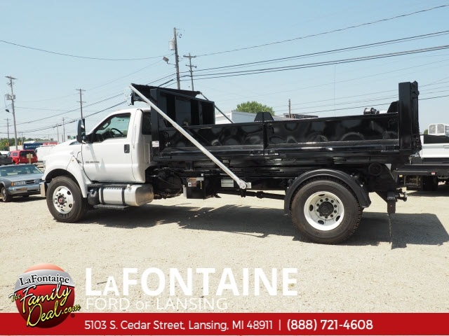 2017 F-750 Regular Cab,  Cab Chassis #17F672 - photo 8
