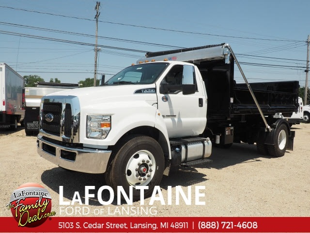 2017 F-750 Regular Cab,  Cab Chassis #17F672 - photo 9