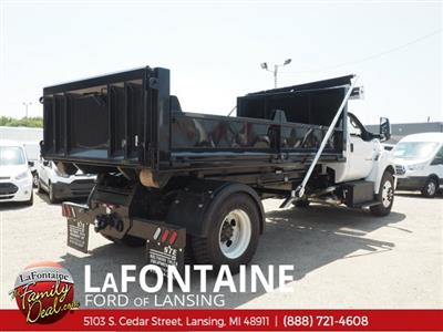 2017 F-750 Regular Cab,  Dump Body #17F672 - photo 5