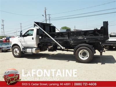 2017 F-750 Regular Cab,  Dump Body #17F672 - photo 7
