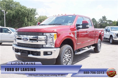 2017 F-250 Crew Cab 4x4 Pickup #17F713 - photo 1