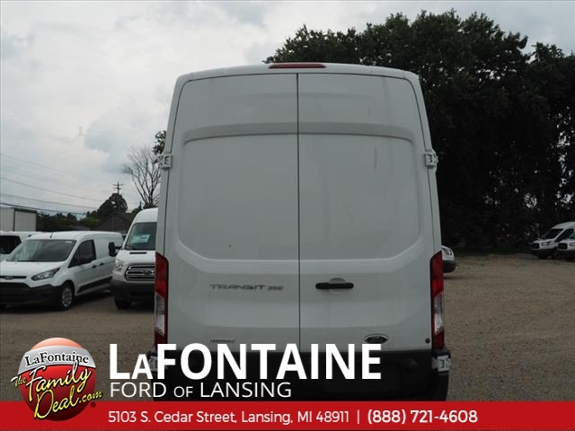 2017 Transit 350 High Roof 4x2,  Empty Cargo Van #17F725 - photo 7