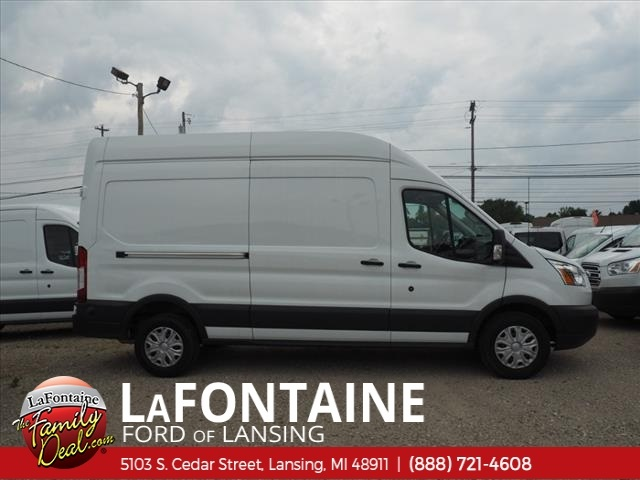 2017 Transit 350 High Roof 4x2,  Empty Cargo Van #17F725 - photo 5