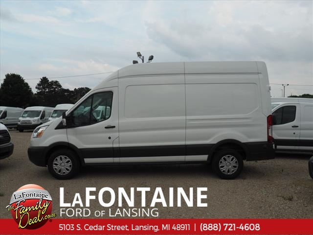2017 Transit 350 High Roof 4x2,  Empty Cargo Van #17F725 - photo 8