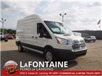 2017 Transit 350 High Roof, Cargo Van #17F725 - photo 1
