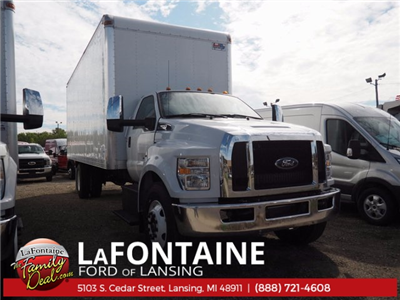 2017 F-650 Regular Cab Dry Freight #17F766 - photo 1