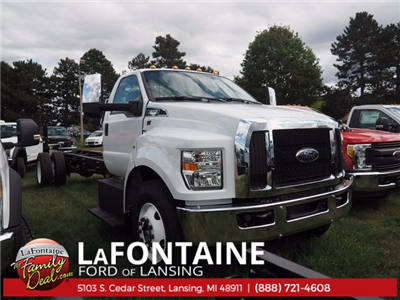2017 F-650 Regular Cab DRW Cab Chassis #17F769 - photo 1