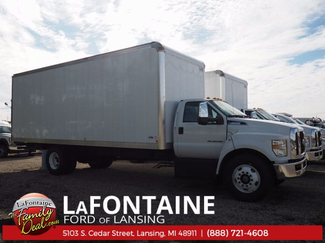 2017 F-650 Regular Cab Dry Freight #17F780 - photo 3