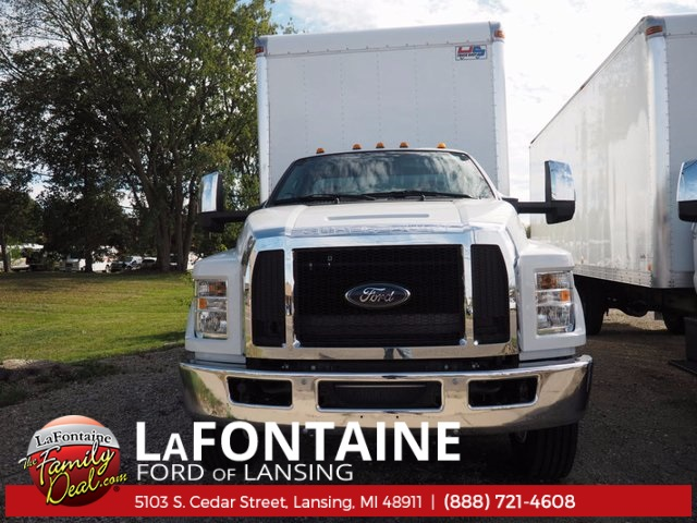 2017 F-650 Regular Cab Dry Freight #17F780 - photo 9