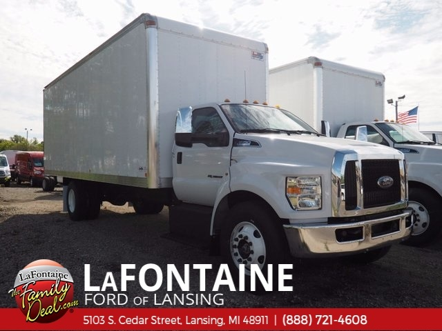2017 F-650 Regular Cab,  U.S. Truck Body Dry Freight #17F780 - photo 3