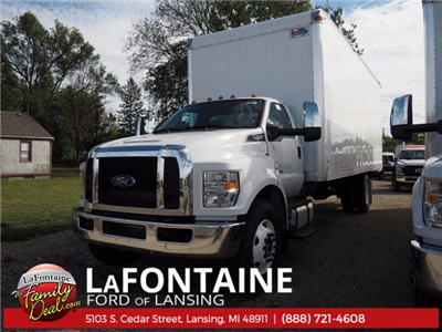 2017 F-650 Regular Cab, Dry Freight #17F780 - photo 8