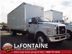 2017 F-650 Regular Cab Dry Freight #17F780 - photo 1
