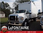2017 F-650 Regular Cab,  U.S. Truck Body Dry Freight #17F780 - photo 1