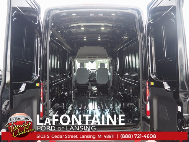 2017 Transit 350 High Roof Cargo Van #17F823 - photo 2