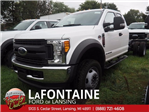 2017 F-550 Super Cab DRW 4x4,  Cab Chassis #17F844 - photo 5