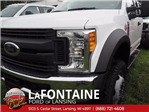 2017 F-550 Super Cab DRW 4x4,  Cab Chassis #17F844 - photo 8