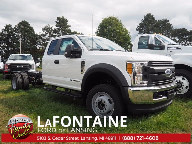 2017 F-550 Super Cab DRW 4x4 Cab Chassis #17F846 - photo 1