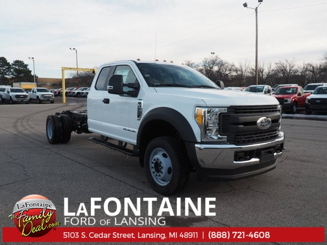 2017 F-550 Super Cab DRW 4x4, Cab Chassis #17F846 - photo 1