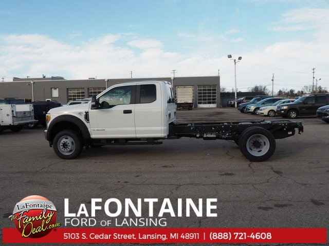 2017 F-550 Super Cab DRW 4x4, Cab Chassis #17F846 - photo 11