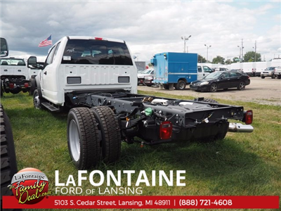 2017 F-550 Super Cab DRW 4x4 Cab Chassis #17F846 - photo 2