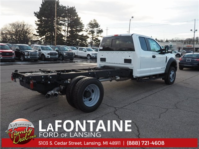 2017 F-550 Super Cab DRW 4x4, Cab Chassis #17F846 - photo 2