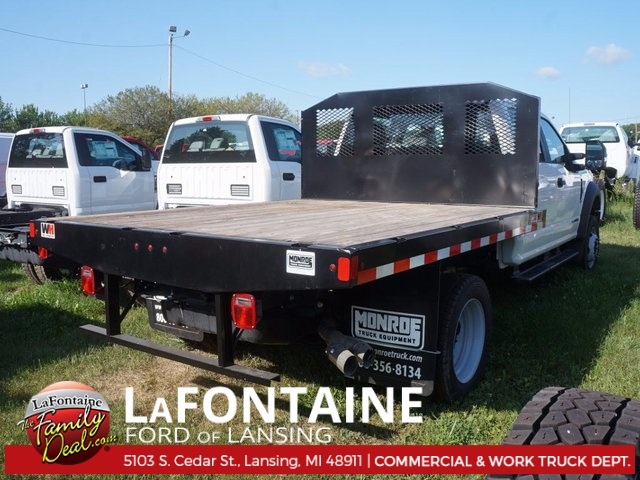 2017 F-450 Crew Cab DRW 4x4 Platform Body #17F849 - photo 2