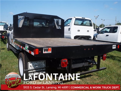 2017 F-450 Crew Cab DRW 4x4 Platform Body #17F849 - photo 3