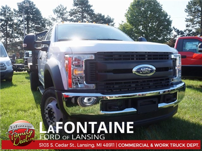 2017 F-450 Crew Cab DRW 4x4 Platform Body #17F852 - photo 1