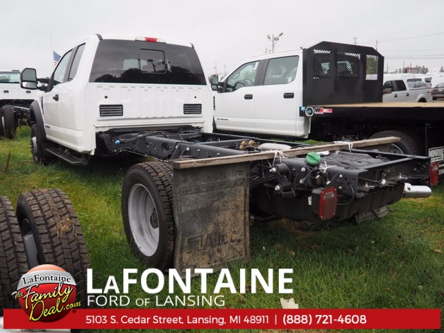 2017 F-550 Super Cab DRW 4x4 Cab Chassis #17F871 - photo 6