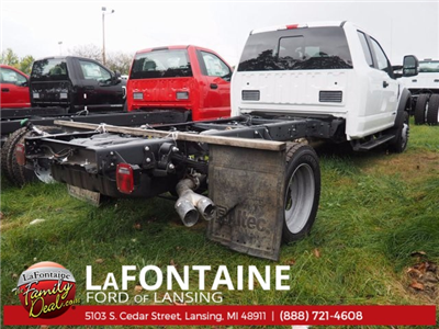 2017 F-550 Super Cab DRW 4x4 Cab Chassis #17F871 - photo 2