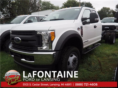 2017 F-550 Super Cab DRW 4x4 Cab Chassis #17F871 - photo 7