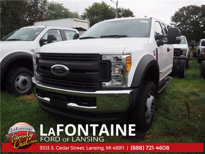 2017 F-550 Super Cab DRW 4x4 Cab Chassis #17F871 - photo 8