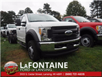 2017 F-550 Super Cab DRW 4x4 Cab Chassis #17F871 - photo 1