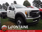 2017 F-550 Super Cab DRW 4x4,  Cab Chassis #17F871 - photo 5