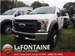 2017 F-550 Super Cab DRW 4x4,  Cab Chassis #17F871 - photo 8