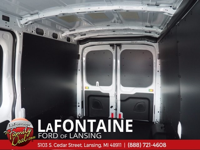 2017 Transit 250 Med Roof 4x2,  Empty Cargo Van #17F873 - photo 4