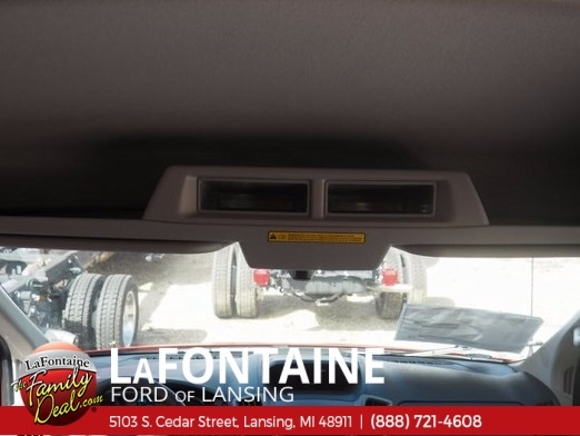 2017 Transit 250 Med Roof 4x2,  Empty Cargo Van #17F873 - photo 18