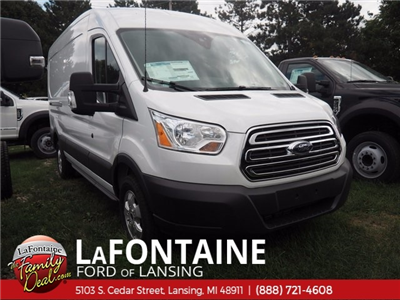 2017 Transit 250 Med Roof 4x2,  Empty Cargo Van #17F873 - photo 1