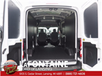 2017 Transit 250 Med Roof 4x2,  Empty Cargo Van #17F873 - photo 2